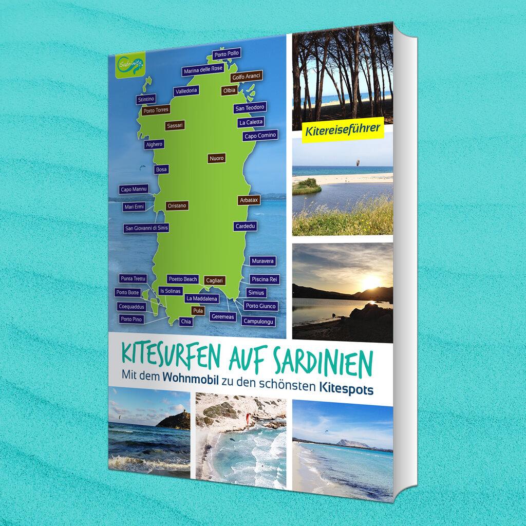 Buchcover-Sardinien-Kitereiseguide