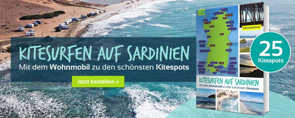 Kitereiseguide: Kitesurfen auf Sardinien
