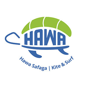 Logo der Kiteschule: Hawa Safaga | Kite & Surf Center