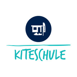 Logo der Kiteschule: High Surf & Kite School