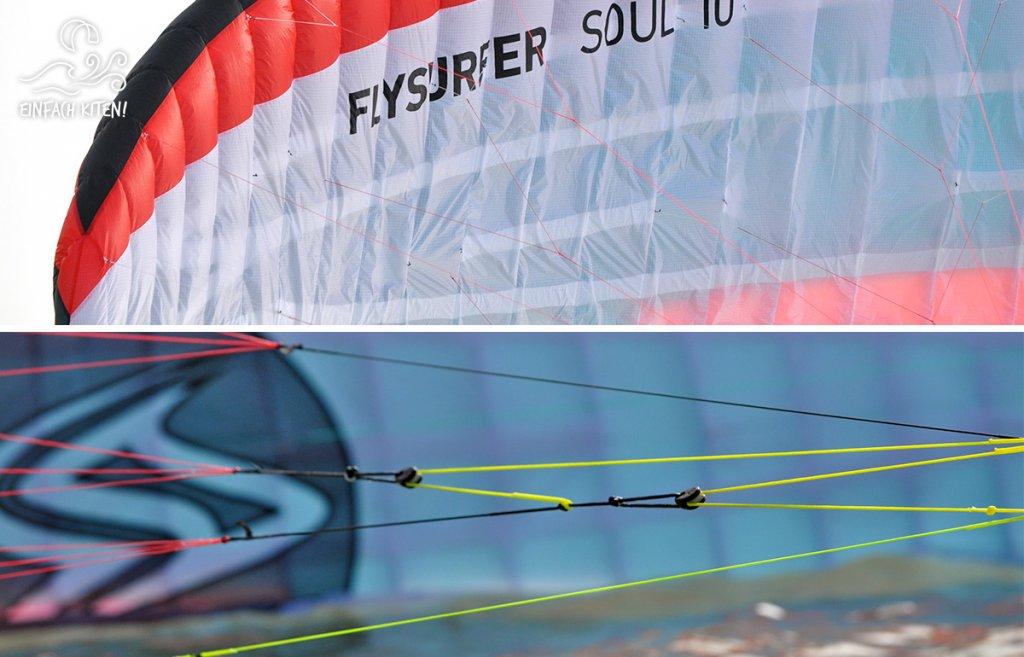 Flysurfer Soul 10 Mixer