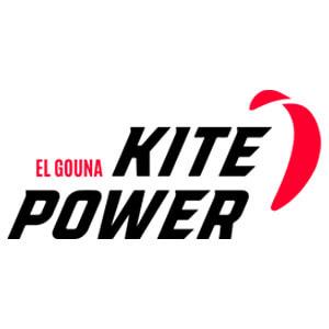 Logo der Kiteschule: Kitepower El Gouna