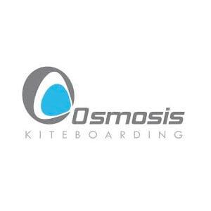 Logo der Kiteschule: Osmosis Kiteboarding