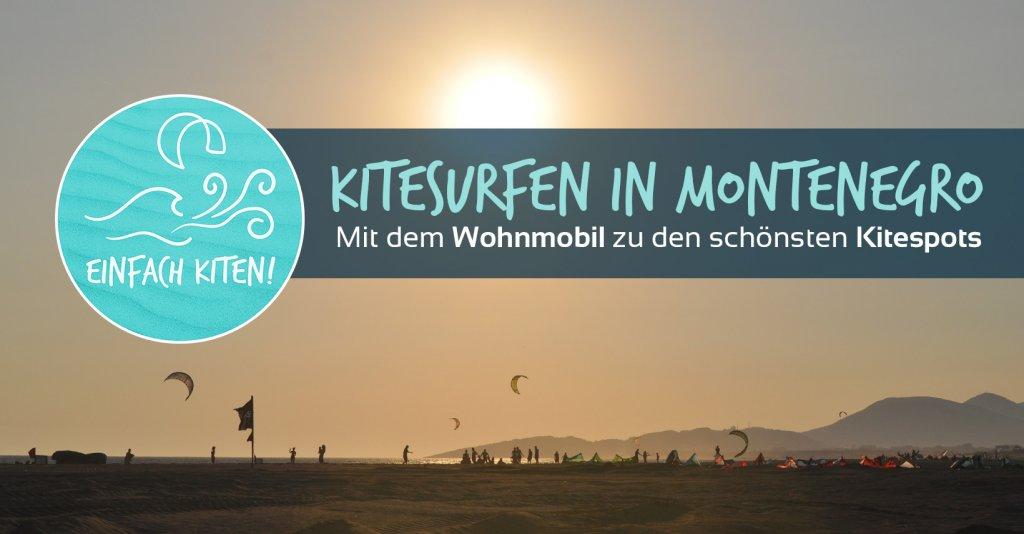 Unsere Facebookgruppe: Kitesurfen in Montenegro