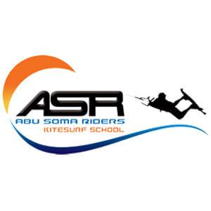 Logo der Kiteschule: Abu Soma Riders Kitesurf School