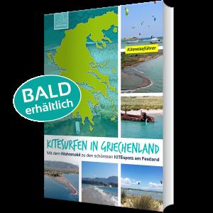 Kitesurfen in Griecheland - Kitereiseguide - coming soon