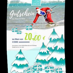 Geschenk Gutschein 20€