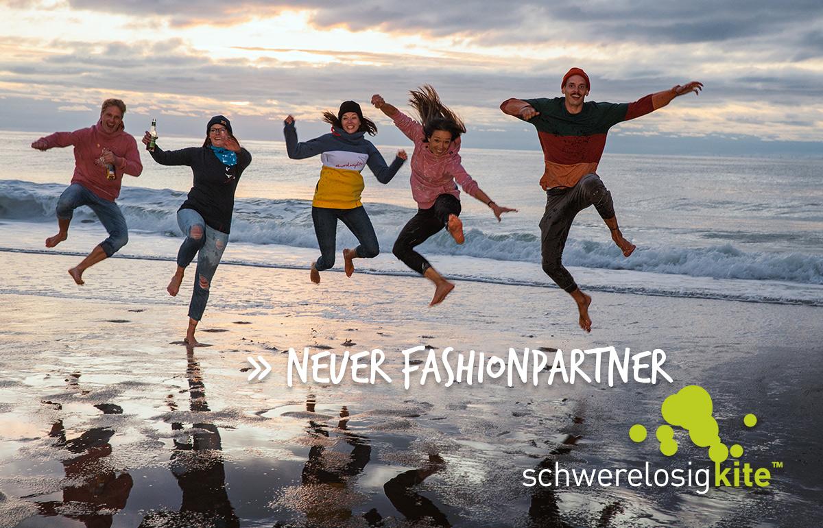 Fashionpartner-Schwerelosigkite: 10% Rabatt mit dem Gutscheincode: einfachkiten