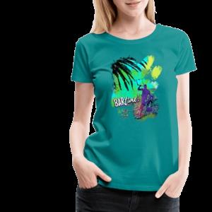 Bartime - Frauen Premium T-Shirt