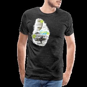 Drachenbändiger Spezial - Männer Premium T-Shirt