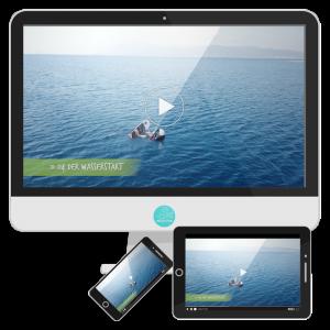 Produkt Kitefoilvideokurs Der Wasserstart