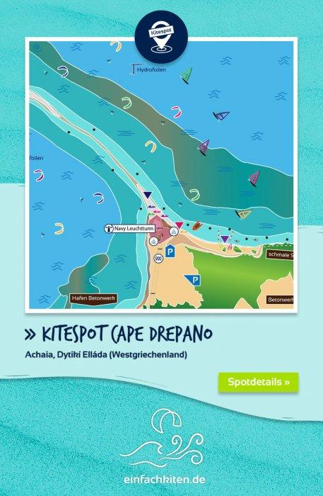 Cape Drepano Kitespot Pinterest einfachkiten